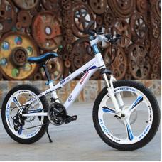 18 Inch Elegant Kid Bike (WHITE)